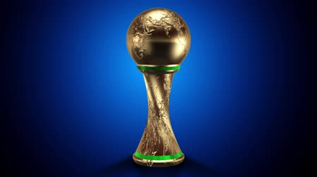 bajnok : Football trophy of the champion