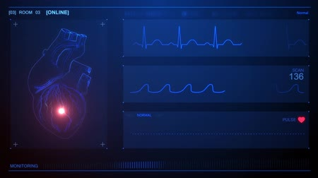 vital signs : Heart rate and vitals monitor