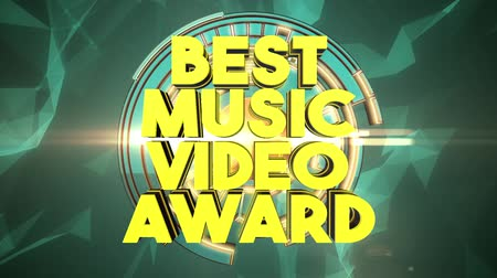 remise de prix : Best Music Video Award