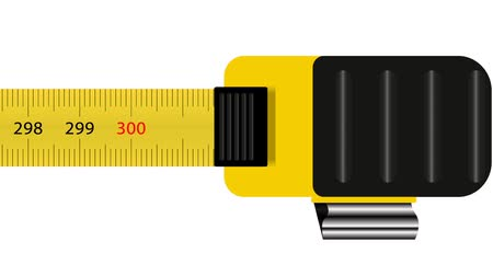 лента : Dimension construction tape measure 300cm