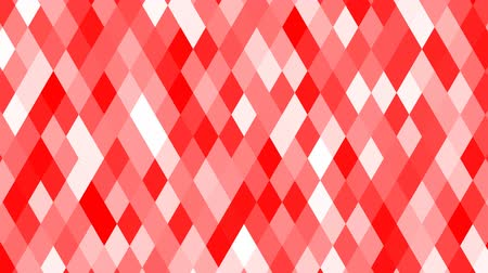Christmas Red Peppermint Holiday Wallpaper Decoration Pattern - 4K Seamless Loop Motion Background Animation Wideo