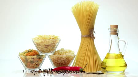 massa : Italian spaghetti, Italian pasta ingredients