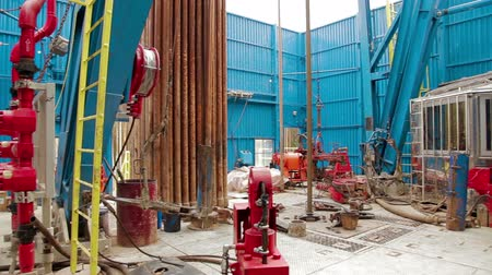 rigs : the rotary table drilling rig