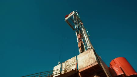 Drilling Rig Oil Industry