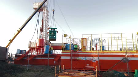 energetyka : Installation of drilling fluid circulation system