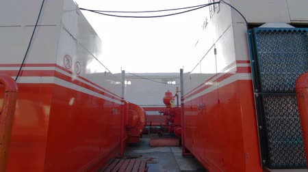energetyka : Drilling fluid circulation system tanks