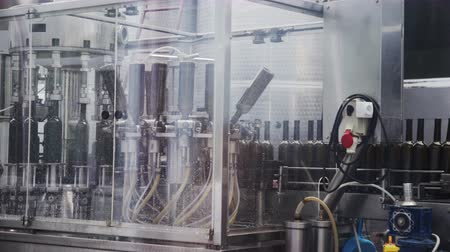 dionysus : Wine production factory automated bottling Line