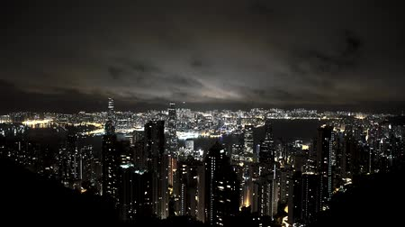 더 : HONG KONG, CHINA timelaps