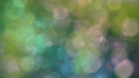 мерцать : Abstract bokeh particles