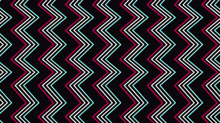 cikcak : Motion retro zig zag abstract background. Elegant and luxury dynamic geometric 80s, 90s style template