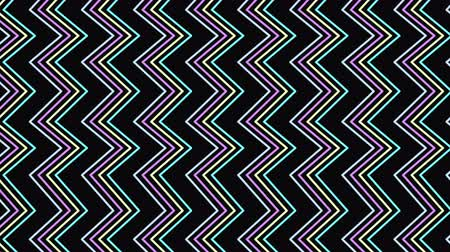 cikcak : Motion retro zig zag abstract background. Elegant and luxury dynamic geometric 80s, 90s memphis style template
