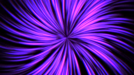synth : Abstract motion purple spiral lines in 80s style, looping animation retro background. Elegant and luxury dynamic game style