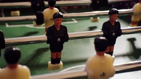 miniatűr : modern board game - kicker or table football
