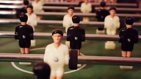 вратарь : modern board game - kicker or table football