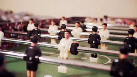poppetjes : modern board game - kicker or table football
