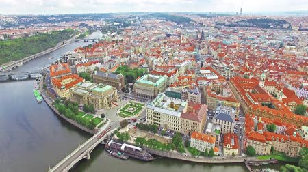 cseh : Area Old Town of Prague, and  historic square in the Old Town quarter of Prague.Czech Republic.