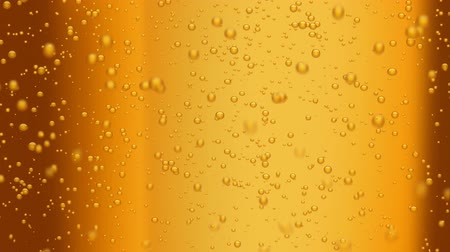 пузыри : beer bubbles (seamless loop)