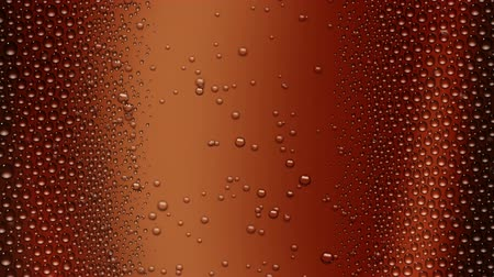 sparkling drink : cola bubbles (seamless loop)    alpha matte