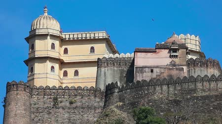 kumbalgarh : Kumbhalgarh Fort is a Mewar fortress in the Rajsamand District of Rajasthan state in western India