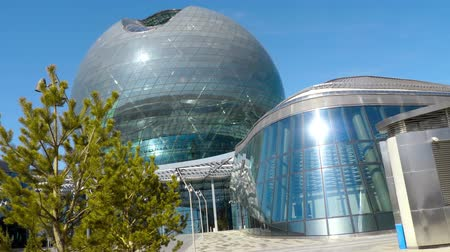 astana : Globe Building of EXPO 2017