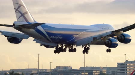 airbridgecargo : Air Bridge Cargo Boeing 747 approaching
