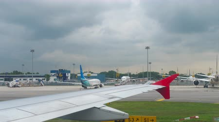 szingapúr : Terminal Four in Changi Airport