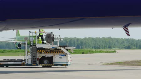 handling : Traffic at the Domodedovo Airport