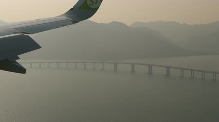 palmo : Aerial view of Hong Kong - Macau bridge