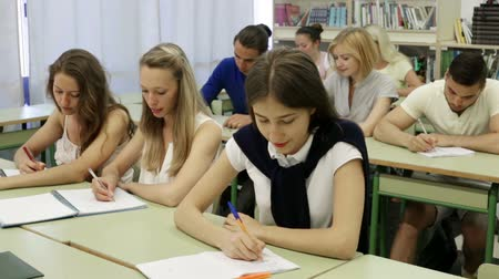 synopsis : Students of different age at extension courses