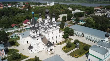 annunciation : View of Cathedral and bell tower of Annunciation Monastery in Murom, Russia