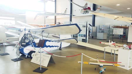 elszánt : EL PRAT DE LLOBREGAT, SPAIN - FEBRUARY 23, 2019: Aeronautical Cultural Center