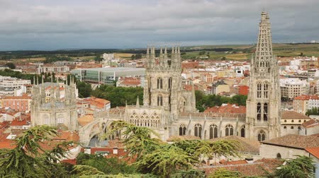 destiny : Cathedral in the city of Burgos, Castilla-Leon, Spain