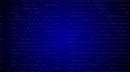 diseño azul : Blue Wave Motion Background Archivo de Video