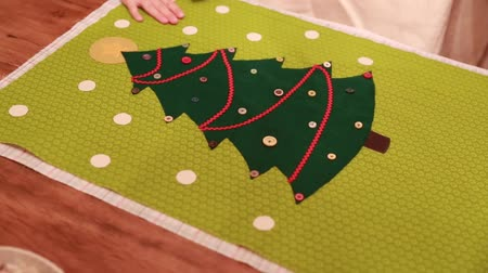 szycie : making a christmas advent calendar for craft time