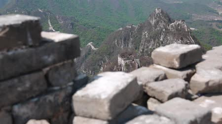 onarılmış : jiankou section great wall of china near beijing