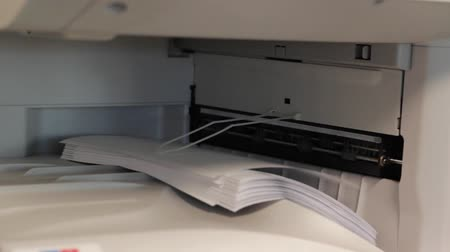 ксерокс : Office Copier and stack of paper