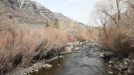 runoff water : The Beautiful Provo River