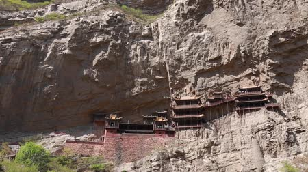 budha : the hanging temple monastery in datong china