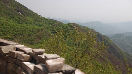 onarılmış : the towers on the jiankou section great wall of china near beijing