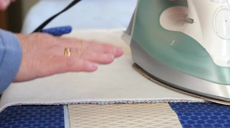 szycie : Women ironing sewing projects