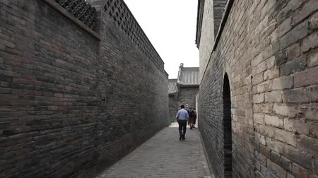 zametání : Chinese alley in the ancient city of Pingyao China