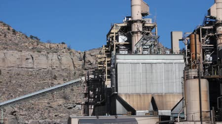 imposto : An industrial coal mining factory and plant near Price Utah