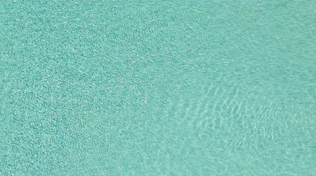 dosya : Pool Water Ripple Background. Swimming pool water abstract background with seamless loop.