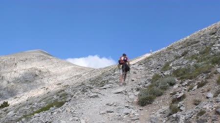 skala : Climb to the top of Olympus, highest mountain in Greece.