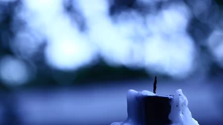religioso : Close up of Candle