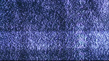 ruído : Television static noise