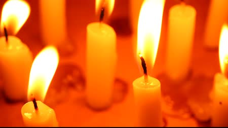 yanmak : Close up of Candle