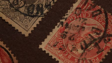 cancelado : Old Stamps
