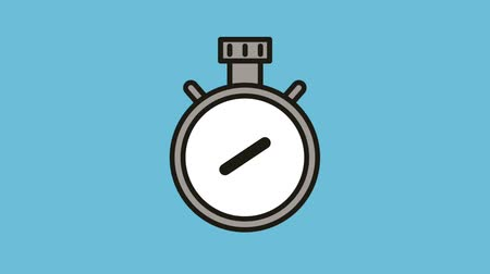 хронометр : chronometer timer measure animation  illustration design