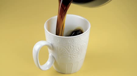 black coffee : Fresh Cup Coffee